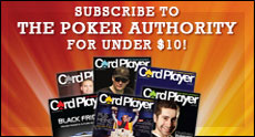 cardplayer magazine