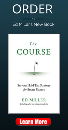 The Course Ed Miller New Book