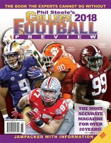 Phil Steele College 2018